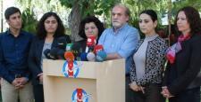 HDP ve DBP eşbaşkanları gözaltına alıntı