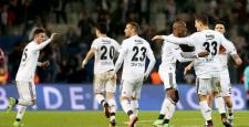 Beşiktaş, Başakşehir'le 2-2 berabere kaldı