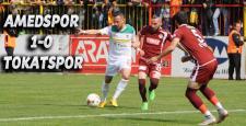 Amedspor: Tokatspor'u 1-0 yendi, yarıştan kopmadı