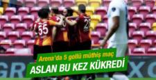 Galatasaray, Kasımpaşayı 4-1 ile geçti