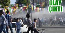 HDP'nin Batman mitingi olaylı sona erdi