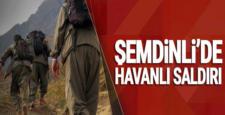 Şemdinli'de Hudut taburuna havanlı saldırı!