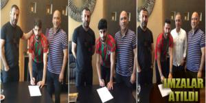 Diyarbekirspor'da imzalar arka arkaya atıldı