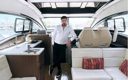 Amerika'nın Konuştuğu Türk İş Adamı Uğuray Işık